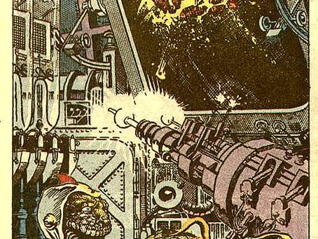 A Fanzine Editor's 60-Year Love Affair with 1950s Comics