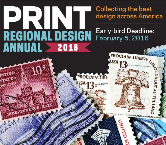 PRINT regional design award