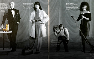An '80s Retrospect: Dewar's Profiles (Hic …)
