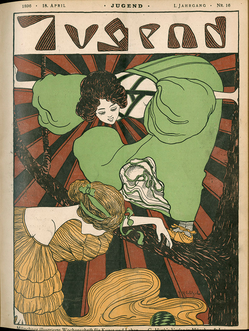 Jugend, April 18, 1896