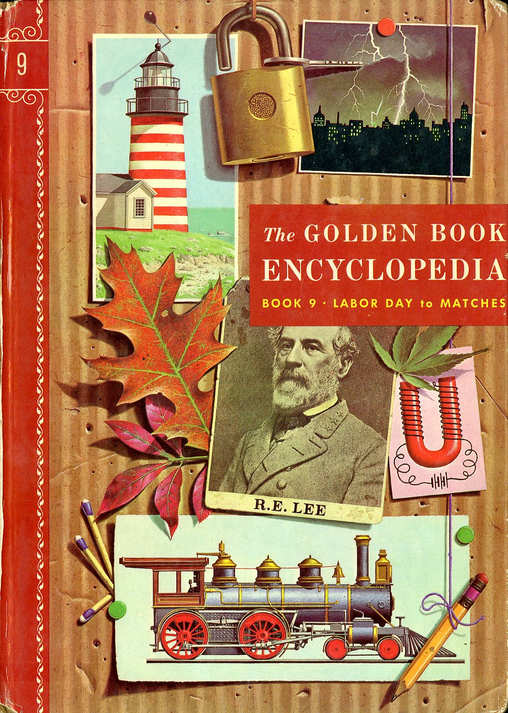 The Golden Book Encyclopedia was released in the 1980s.