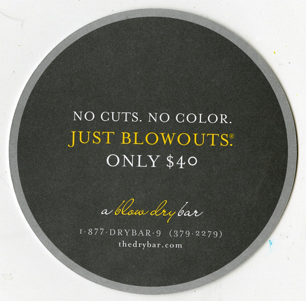 Just blowouts