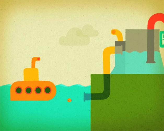 Generalatat, a project by Tim Ruffle of Aardman Animations