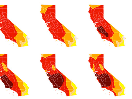 08/13/2014: California drought infographic
