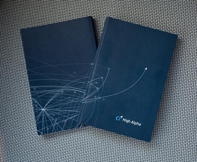 Notebooks for High Alpha