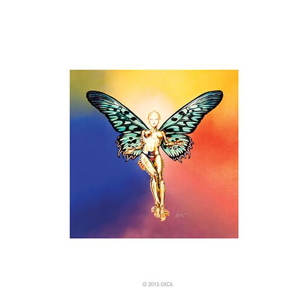 08 - Drew Struzan - Iron Butterfly