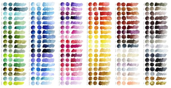 color wheel rachel olson