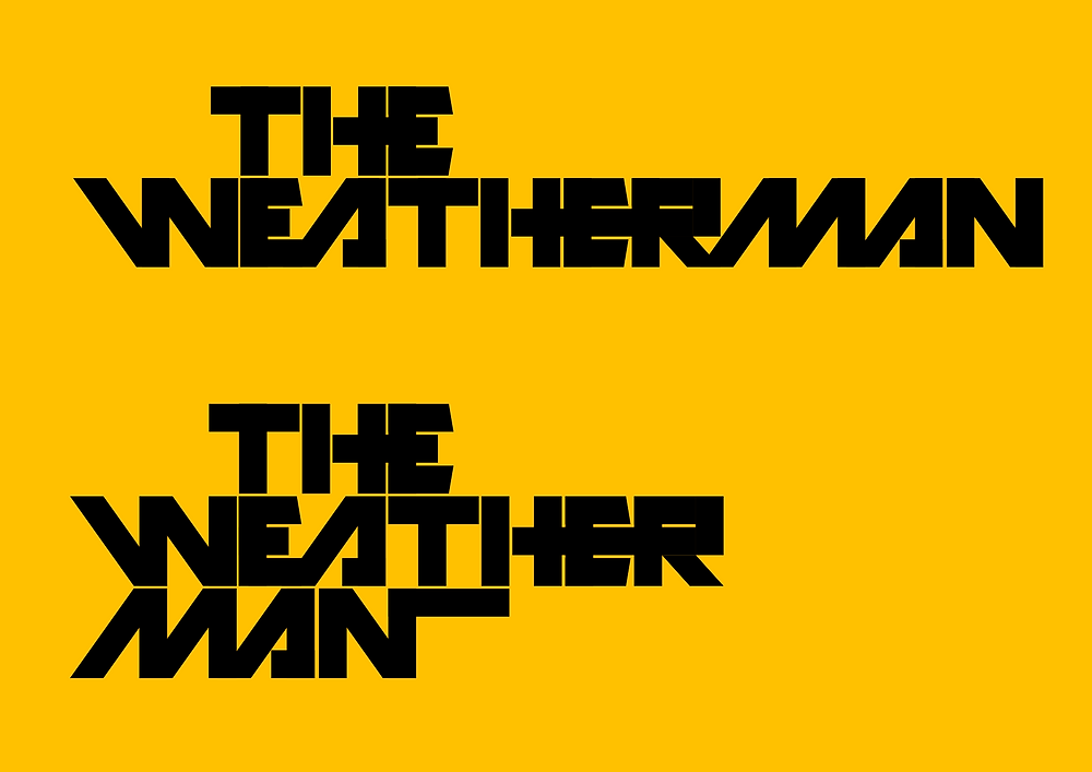 With its striking design, The Weatherman is stirring up a storm.