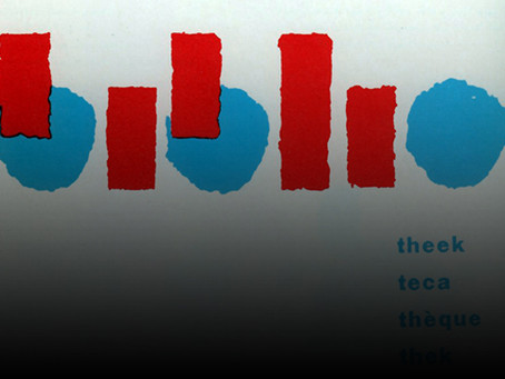 Willem Sandberg's Maverick Typography