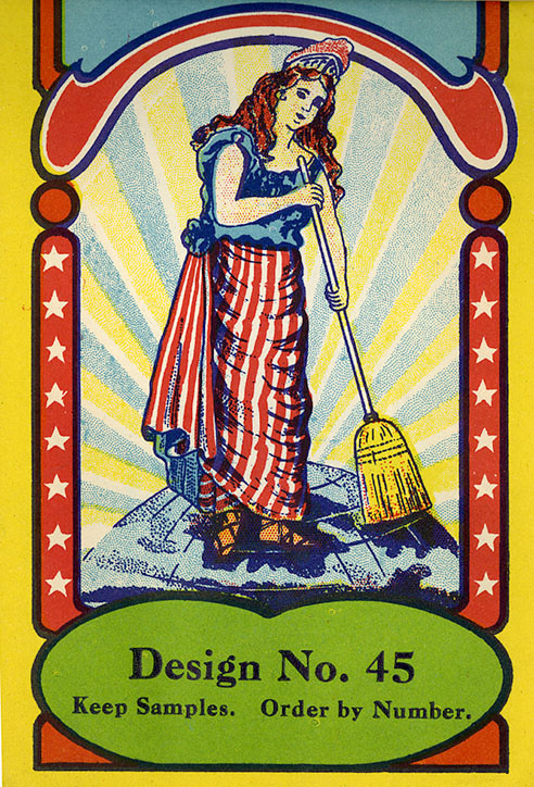 Broom- Design No. 45
