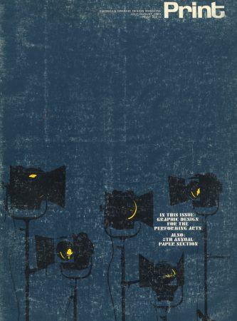 Print XIX:IV, July/August 1965