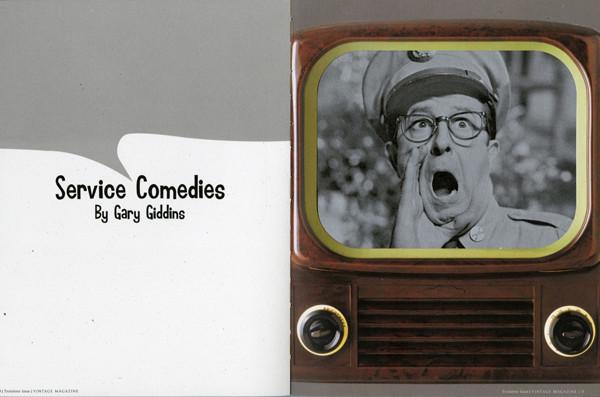 service comedies