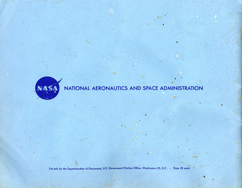1962 Nasa Booklet