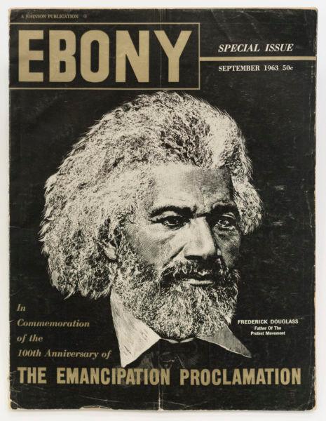 Herb Nipson and Norman L. Hunter. Cover Design, Ebony Magazine