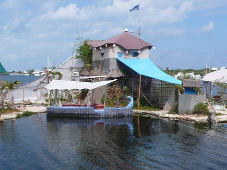 Soda Bottle Island