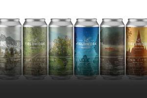 Award-Winning Packaging: Fieldwork Brewing Cans