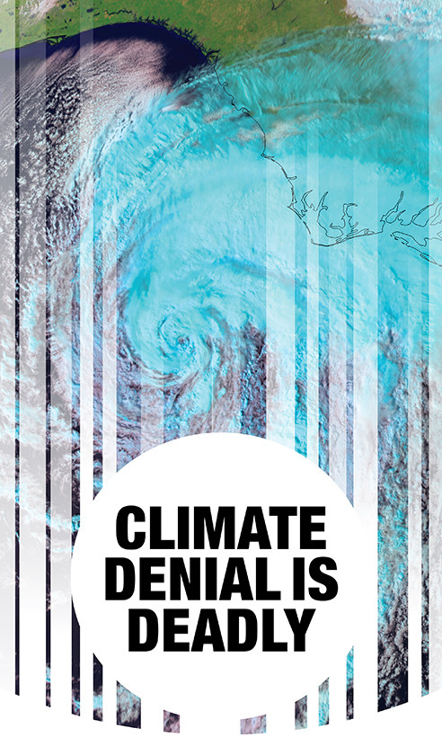 Climate denials is deadly