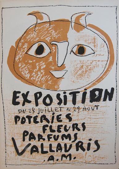 Vallauris Exhibition, 1948