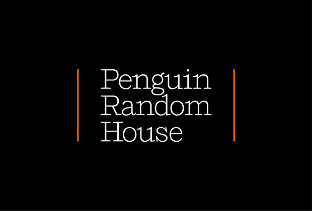 New Penguin Random House identity: Michael Bierut and his team at Pentagram took on the identity design after the Penguin and Random House merger.