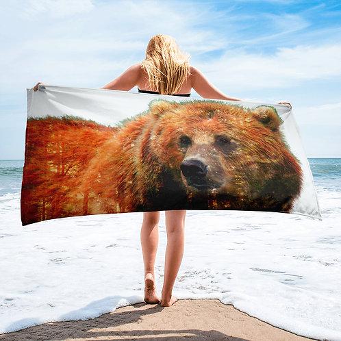 Bear Towel