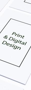 Print & Digital Design Sample