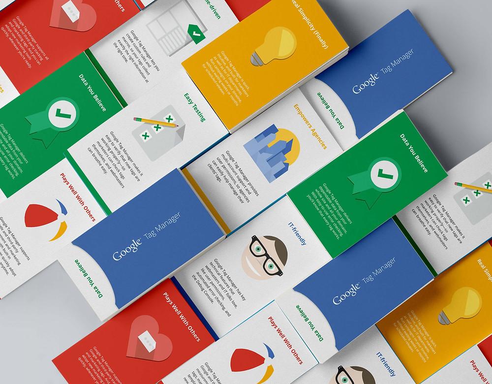 Brand system, Google