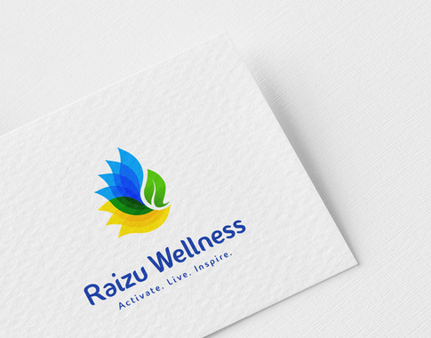 Raizu Wellness Logo