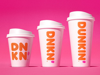 Dunkin' Donuts Sheds Part of Their Name