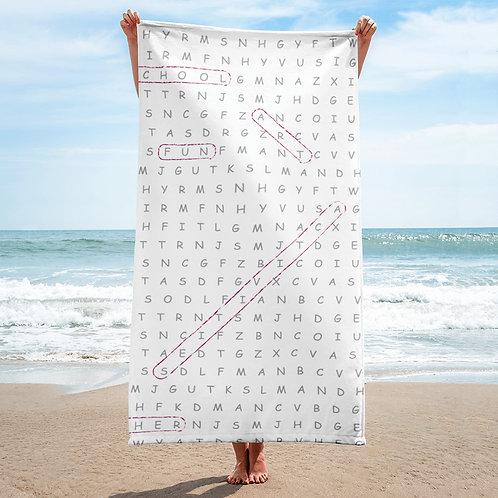 Crossword - Towel