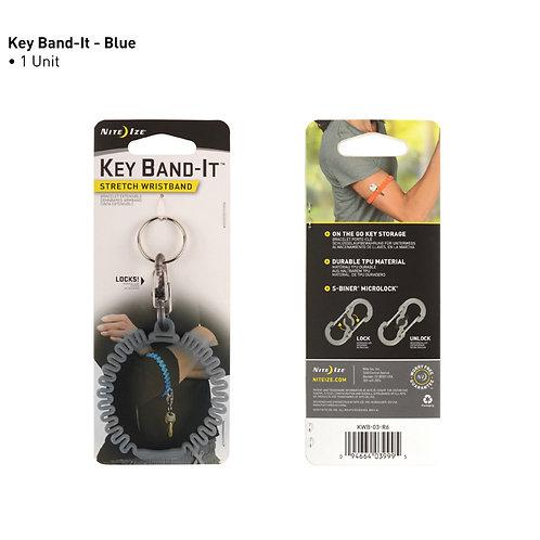 Key Band It - Llavero con banda elastica