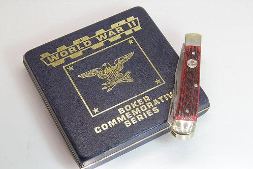 Boker Tree Brand WWII The Battle of Bulge de 1995 #1252