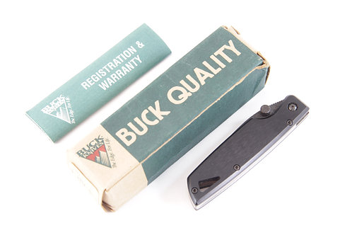 Buck 170 BLK