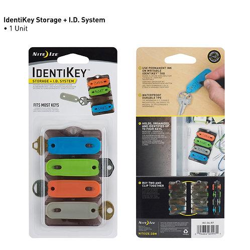 IdentiKey™ Card Storage + ID System