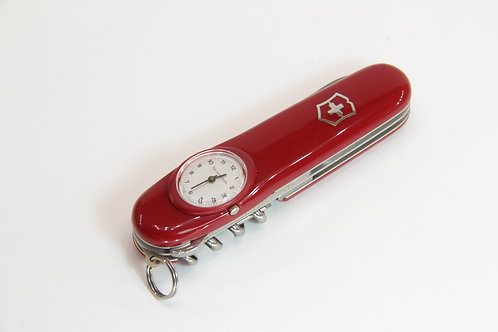 Victorinox Timekeeper Red Arábigos
