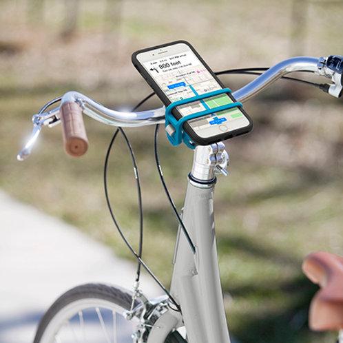 HandleBand - Soporte universal de Smartphone para barra