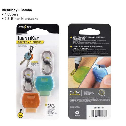 IdentiKey™ Covers + MicroLocks