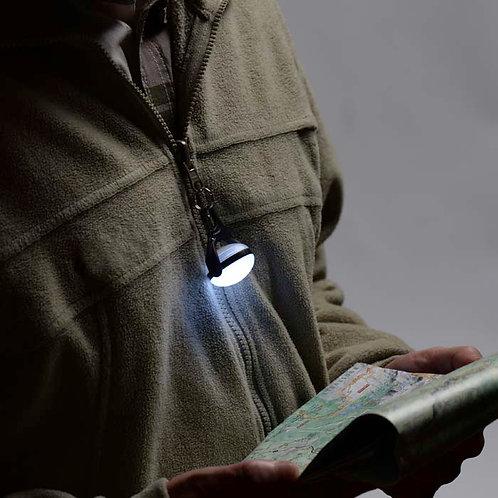 MoonLit - Linterna mosqueton LED