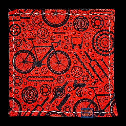 Valkiria Hanks - Bicycle parts