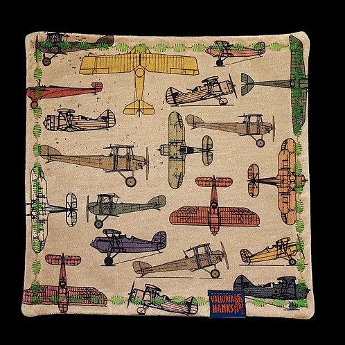 Valkiria Hanks - Colored Airplanes