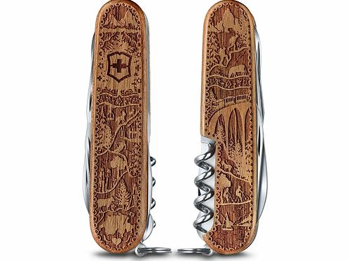 Climber Wood Swiss Spirit Special Edition 2021