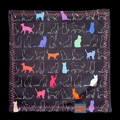 Valkiria Hanks - Colored Cats
