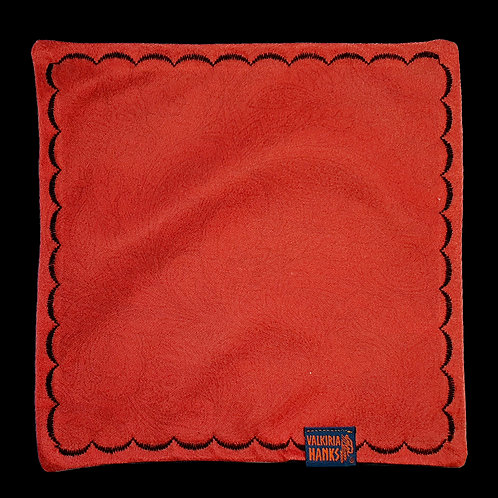 Valkiria Hanks - Double red paisley