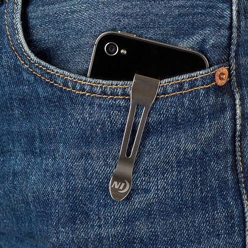 HipClip™ Pocket Clip para telefono