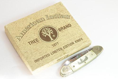 Boker Tree Brand American Indian de 1977