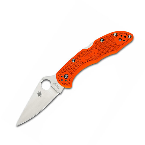 Spyderco Delica 4 Orange