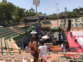 Before Soundcheck - The Jacksons