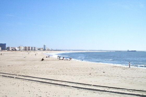 Figueira da Foz is a lovely coastal city