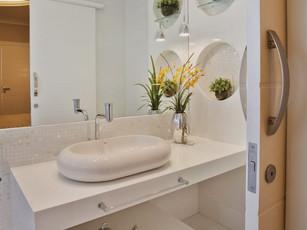 8 Idéias para banheiro pequeno !