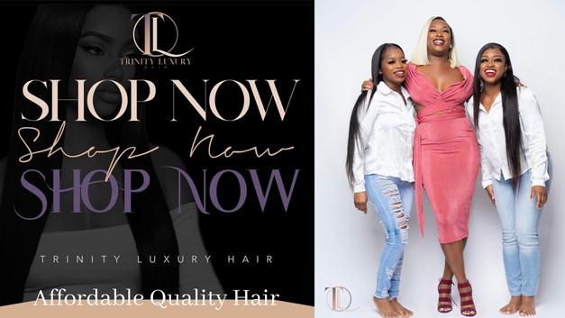 Trinity Luxury Hair