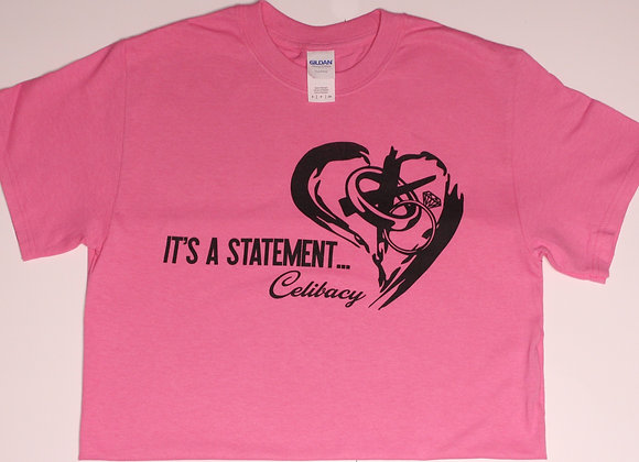 It's A Statement-Pink